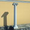 Coloana decorativa din polistiren varianta ionica